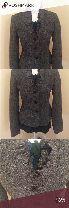LOFT Jacket High quality jacket in excellent condition. Beautiful detailing. LOFT Jackets & Coats Blazers