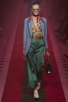 Gucci ready-to-wear spring/summer '17:
