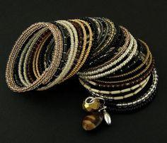 bransoletki - szkło-zamówienie Bracelets, Jewelry, Fashion, Moda, Jewlery, Bijoux, Fashion Styles, Schmuck, Fasion