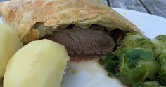 Pork Wellington op de Big Green Egg