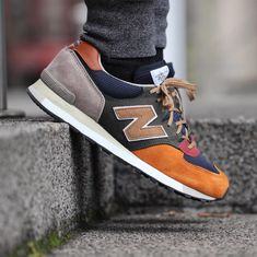 "New Balance M575SP Made In England ""Surplus"""