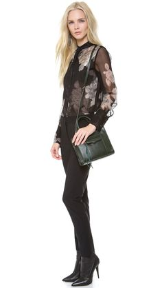 The Rebecca Minkoff MAB Mini Tote is the hottest bag for Fall! And we have it!