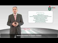 Máster Universitario en Gestión Sanitaria: http://www.udima.es/es/master-gestion-sanitaria.html