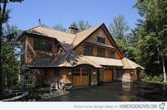 20 Different Exterior Designs of Country Homes | Home Design Lover