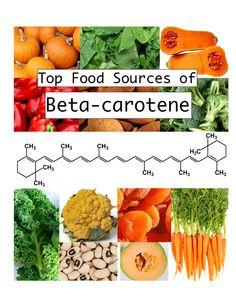 beta-carotene-sources