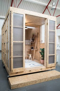Image result for shed meeting pods