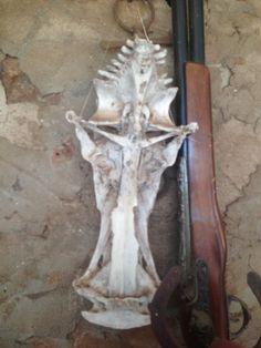Massive Cat Fish Skull - Diggers Rest Catfish, Lion Sculpture, Rest, Skull, River, Statue, Rivers, Sculptures, Skulls