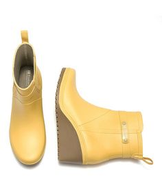Look what I found on #zulily! Maize Plask Mid Rain Boots - Women by Tretorn #zulilyfinds