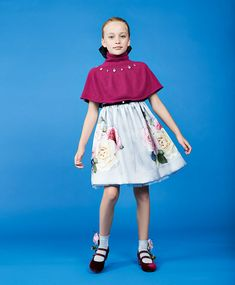 Monnalisa  monnalisa  italian kids brand Winter 2017, Fall Winter, Kids Line, Aw 2017, Romantic Roses, Kids Branding, Kind Mode, Kids Fashion, Young Fashion