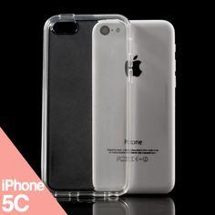 Funda iPhone 5C - Clear Gel 5C - La Tienda de Doctor Manzana
