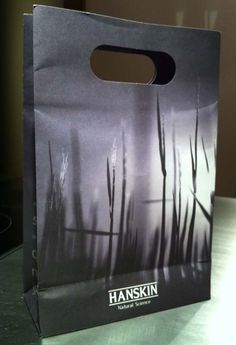 Paper Bag Design Print Graphic Fashion