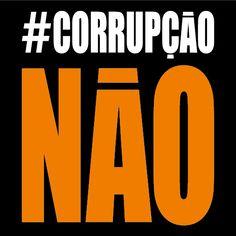 Brasil: Corrupção Não!