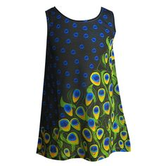 Black Peacock - Girl dress
