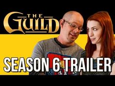 The Guild Season 6 Trailer is HERE! Please let everyone know we're BACK October 2nd!  YAY!