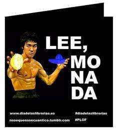 Lee monada by Librerías CEGAL, via Flickr