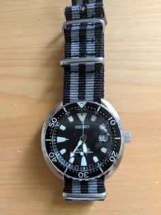 Seiko Prospex Mini Turtle Diver's Watch for sale online Mini Turtles, 200m, Automatic Watch, Seiko, Airplanes, Omega Watch, Watches, Ebay, Accessories