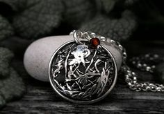 Medallion jewellery by Pako korut.
