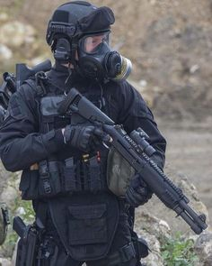 Special Forces Gear, Military Special Forces, Tactical Armor, Tactical Wear, Military Suit, Military Weapons, Military Equipment, Modern Warfare, Black Ops