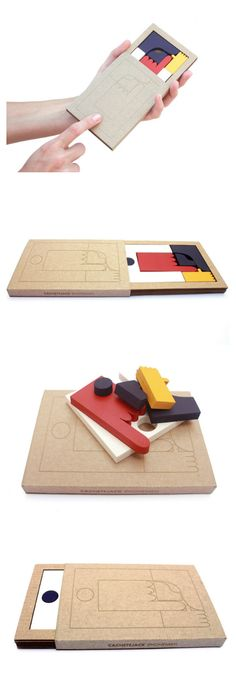 Limited edition - wooden toy