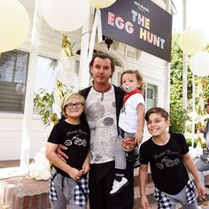 """Quick & Easy Food Recipes at Hifow.com    Like father, like sons! Gavin Rossdale and ex-spouse Gwen Stefanihavepassed on their musical talents to their boys. """"I asked them to sing on the file, but they thoroughly turned me down,"""" the rocker — whose new album with his band Bush,Black and..."""