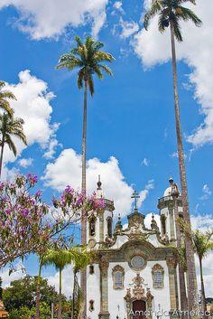 Igreja São Francisco de Assis - São joão Del Rey / MG www.amandaalmeidafotos.com.br