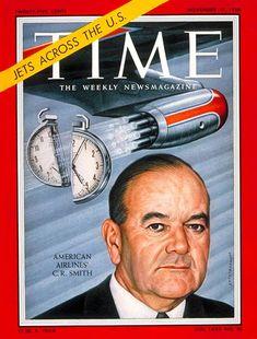 TIME Magazine November 17, 1958 Vol. LXXII No. 20