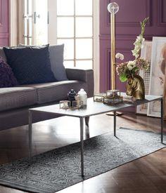 Glazen doosje | Goudkleurig | Home | H&M NL