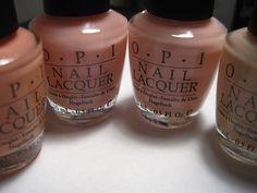 neutral nail polish
