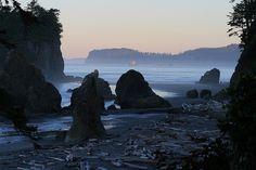 Ruby Beach, Washington State   Flickr - Photo Sharing!