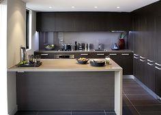Espresso Ligna kitchen