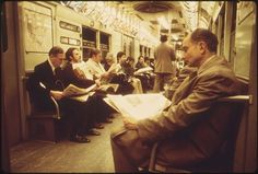 History of A/C on NYC's subways.