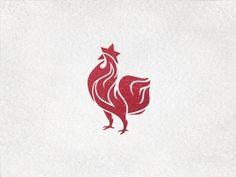 Dribbble - Roostar Logo by Desislava Spilkova — Designspiration