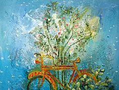 Painting by Yannis Kottis