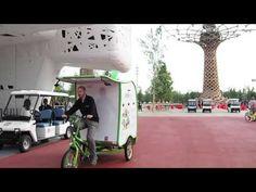 T-riciclo – il veicolo fotovoltaico a pedalata assistita di ESA