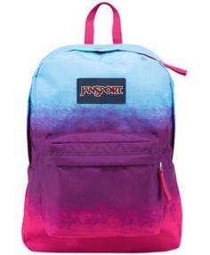 8c8b7adc9ad5 Jansport Superbreak Backpack - Black Stylish Backpacks