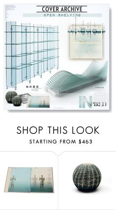 """Open Shelving - Inspired..."" by desert-belle ❤ liked on Polyvore featuring interior, interiors, interior design, home, home decor, interior decorating, Costa, Baleri Italia, polyvoreeditorial and openshelving"
