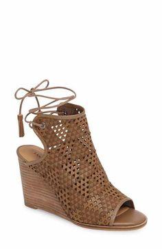 Lucky Brand Riskee Wedge Sandal (Women)