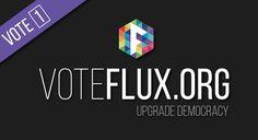 O Bitcoin da política: Flux Party cria um modelo radical para a democracia com blockchain - Stylo Urbano #tecnologia #inovação #bitcoin #blockchain