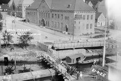 Kanal mellom Lungegaardsvandene fra marcus.uib.no