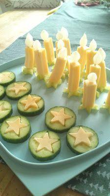 Party Finger Foods, Snacks Für Party, Christmas Snacks, Xmas Food, Kid Sandwiches, Vegetable Carving, Creative Food, Food Presentation, High Tea