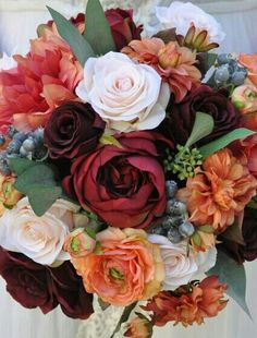 Fall bridal bouquets wedding bouquet inspiration the excited bouquet of flowers vely pink bouquets for weddings junglespirit Images