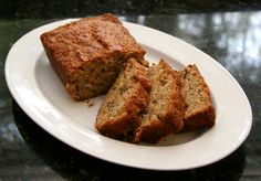 Moist Cinnamon-Vanilla Zucchini Bread