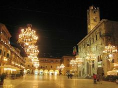Italy - Ascoli Piceno, one more of those adorable small italian towns