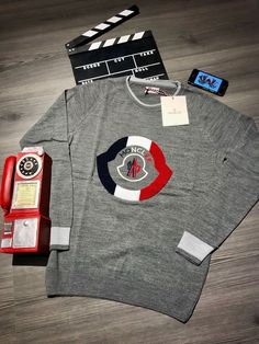 3 Colors Original Moncler Men Sweatshirt Knitwear New S,M,L,XL UPS FAST SHIPPING | Clothing, Shoes & Accessories, Men's Clothing, Sweaters | eBay!