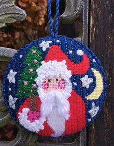 Summer's Snippets: Two Melissa Shirley Ornaments Completed...