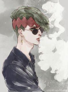 spigold — sunglasses & smoke