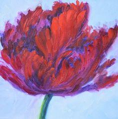 Jennifer B. Dunaway: Red Tulip