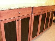 Fort Myers Home Remodeling Tip; How to hang base cabinets