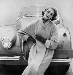 Jean Patchett Kashmoor by Country Tweeds 1954