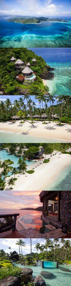 Laucala Island - Fiji Fiji: O arquipélago, a cerca de 2.000 km da Nova Zelândia, é formado por mais de 300 ilhas